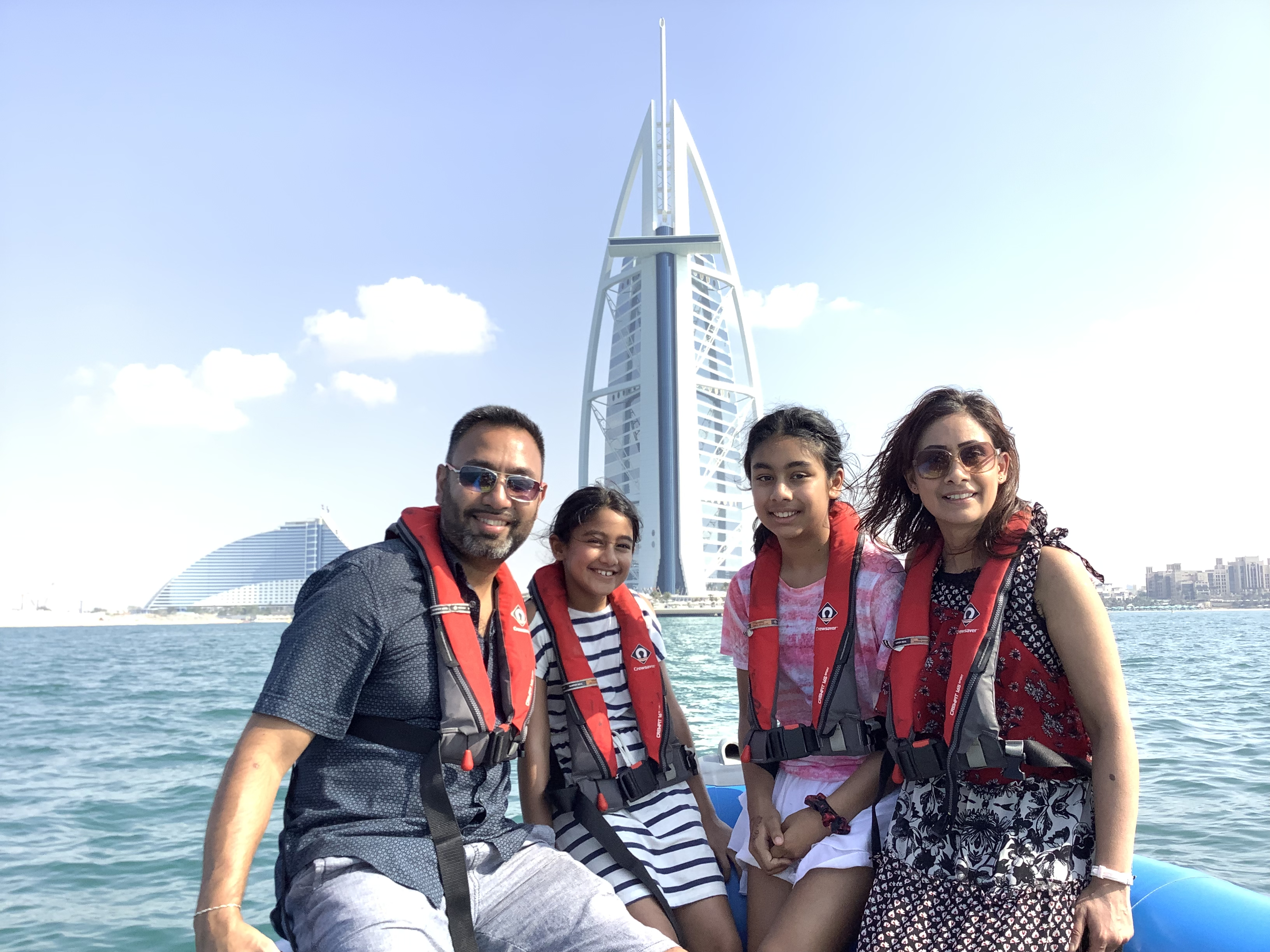60min Tour : Burj Al Arab & Atlantis