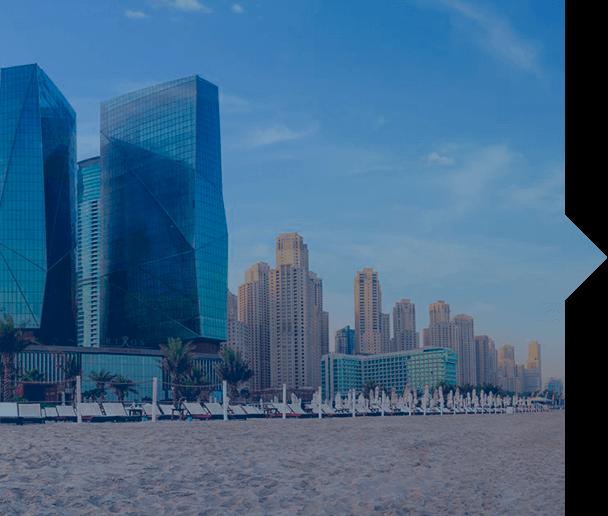 Dubai Marina & JBR