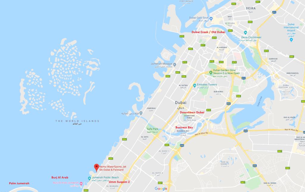 Où se loger à Dubaï ?