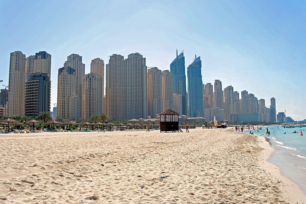 Visiter Jumeirah Beach Résidence à Dubaï