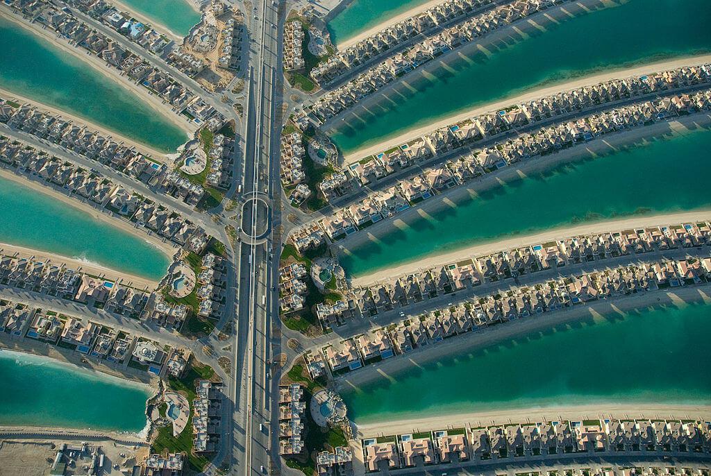 Visiter Palm Jumeirah à Dubaï
